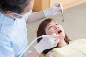 妊娠中,虫歯,治療